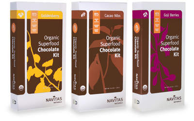 Navitas Naturals Organic Chocolate Superfood Kits