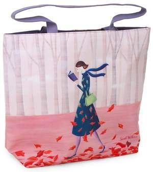 Sarah Wilkins Afternoon Stroll Tote