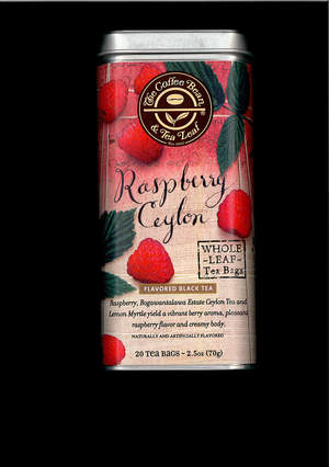 Raspberry Ceylon Tea