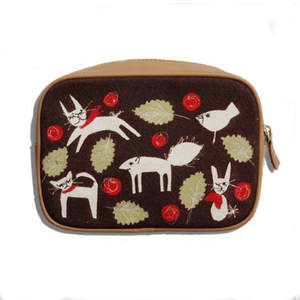 Animal Magic make up bag