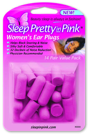 Sleep Pretty in Pink - 14 Pack