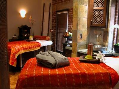 Double Treatment Room at Ona Spa