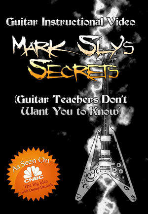 Mark Sly's Secrets DVD offers a unique 'Play to Learn' style.