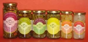 McSweet Pickled Gourmet