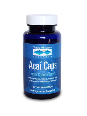 Contains 1,000 mg of pure, whole, organic acai per serving for a superior antioxidant formula.