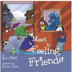 Meet the Feeling Friends