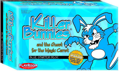 Killer Bunnies from Playroom Entertainment