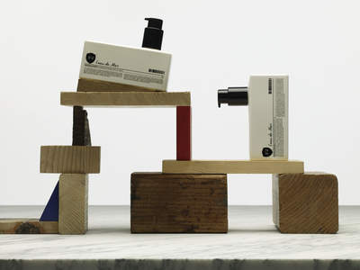L'eau de Mer Collection