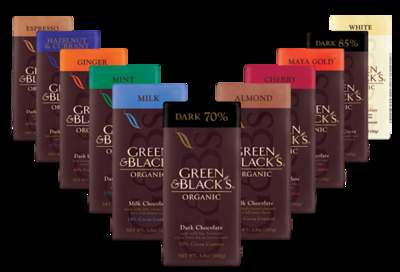 Green & Black's Organic Chocolate
