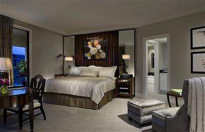 Executive Balcony Suite at The Mansion on Peachtree, A Rosewood Hotel & Residence