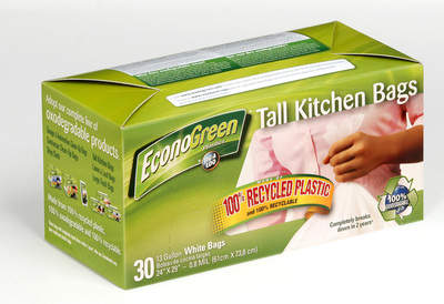 EconoGreen Tall Kitchen Bags