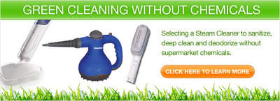Cleaning with As Seen On TV Infomercial Products Store
