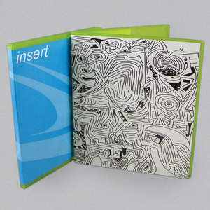 UniKeep View Case Binder