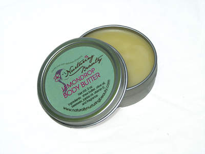 Lemondrop Body Butter