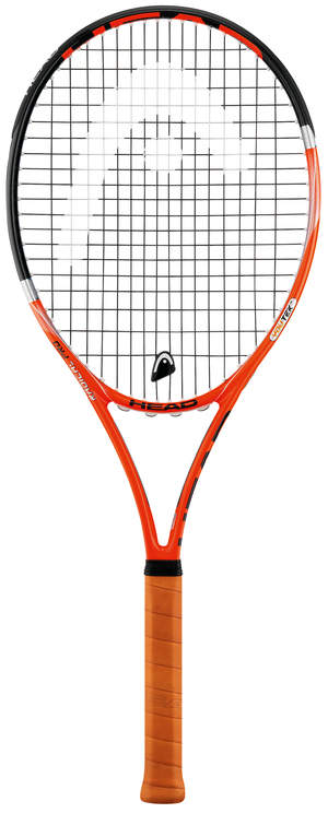 YOUTEK Speed Pro is the weapon of choice for HEAD player Novak Djokovic. It's a heavy racquet with a very thin beam for exceptional touch and feel during play.