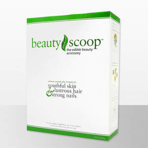 A box of BeautyScoop contains a 21 day supply!