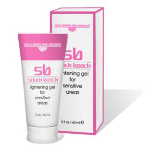 South Beach Skin Solutions Lightening Gel for Sensitive Areas