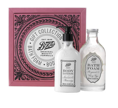 Boots Original Beauty Formula Gift Set