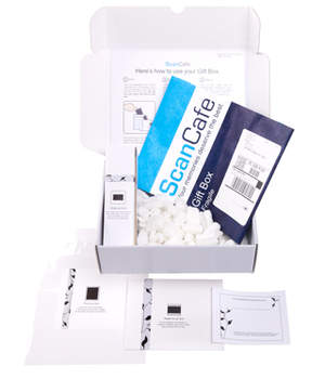 ScanCafe Gift Box