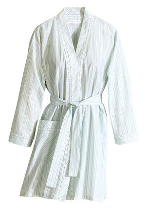 Vineyard Mint Robe