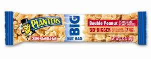 Planters Double Peanut Big Nut Bars