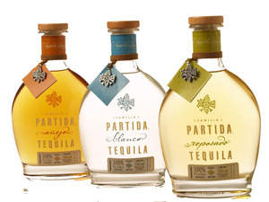 Partida Tequila for Dad!