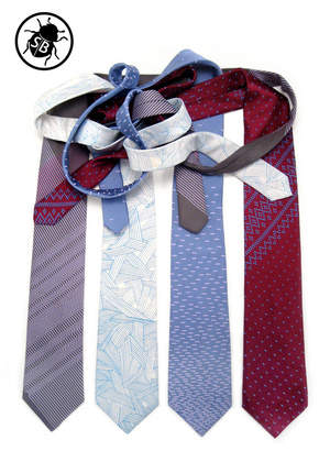 Sovereign Beck Limited Edition Silk Neckties