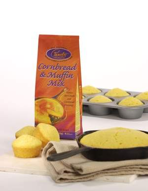 Pamela's Products Gluten-Free Cornbread and Muffin Mix