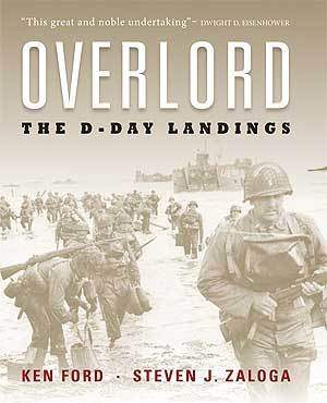 Osprey Publishing's Overlord: D-Day Companion