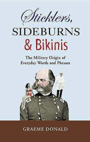 Osprey Publishing's Sticklers, Sideburns & Bikinis