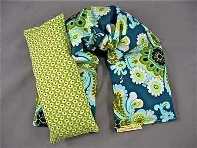 Therapeutic Neck Wrap Eye Pillow Set