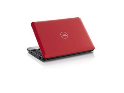 (RED) Dell Inspiron Mini