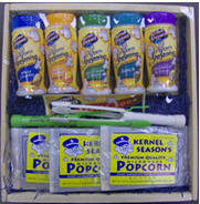 Popcorn Gift Crate available online for $24.99.