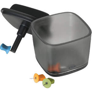 OXO Good Grips Pushpin Dispenser, available exclusively at Staples