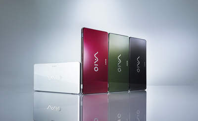 Sony VAIO P-Series Lifestyle PC