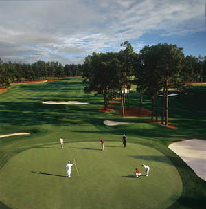 Pinehurst Resort is the ultimate destination for a Father's Day getaway