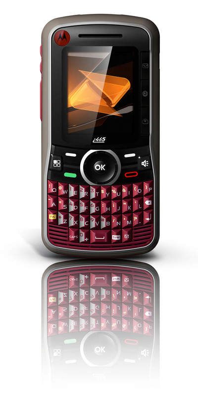 Boost Mobile's new Motorola Clutch i465