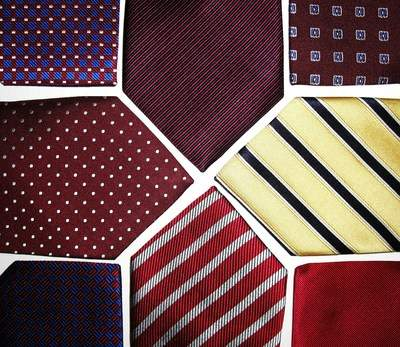 MPACT Ties by Sandy Dumont