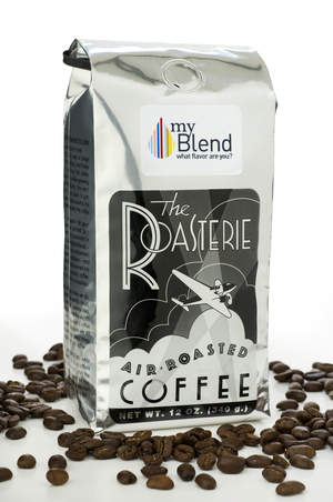Customized coffee blends reflect Dad's good taste