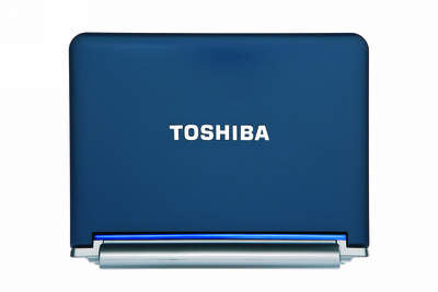 Toshiba's NB205 mini notebook