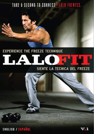 LaloFit Exercise DVD