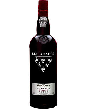 W. & J. Graham's Six Grapes Reserve Port
