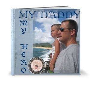 Fathers Day gift for my daddy who is away in the Navy