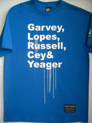 Dodgers Shoutout Tee