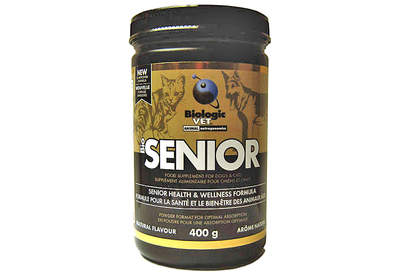 BioSENIOR All-Natural Cat and Dog Anti-Aging Supplement