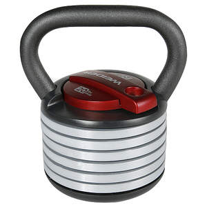 Weider SpaceSaver 20 lb KettleBell Available at Sports Authority