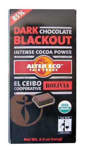 Alter Eco Dark Blackout Chocolate