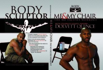 Me and My Chair DVD Cover