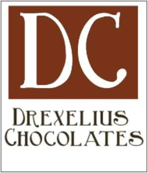 Drexelius Chocolates logo