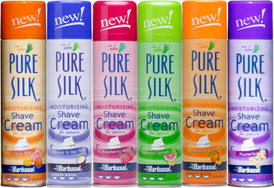 Pure Silk Shave Cream